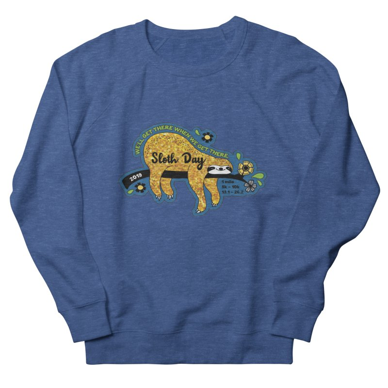 Sloth Day Men's Sweatshirt by Moon Joggers's Artist Shop