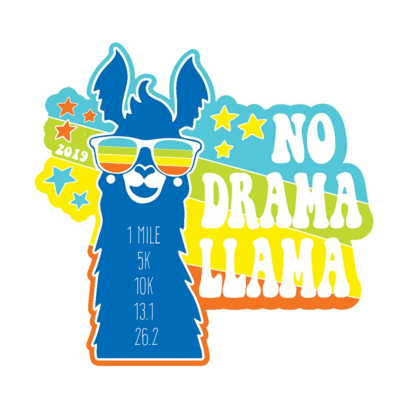 No Drama Llama by Moon Joggers's Artist Shop