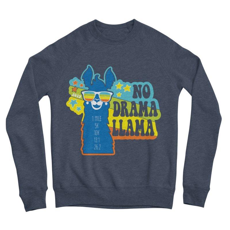 No Drama Llama Women's Sponge Fleece Sweatshirt by Moon Joggers's Artist Shop