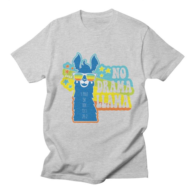 No Drama Llama Women's Regular Unisex T-Shirt by Moon Joggers's Artist Shop