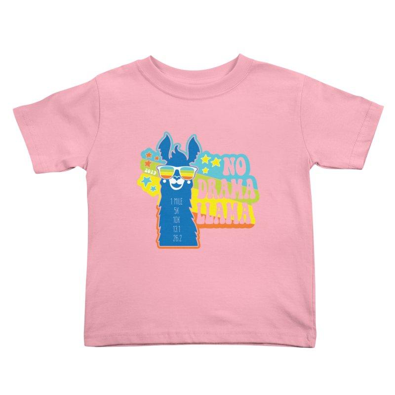 No Drama Llama Kids Toddler T-Shirt by Moon Joggers's Artist Shop
