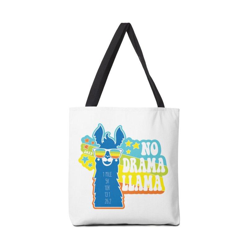 No Drama Llama Accessories Tote Bag Bag by Moon Joggers's Artist Shop