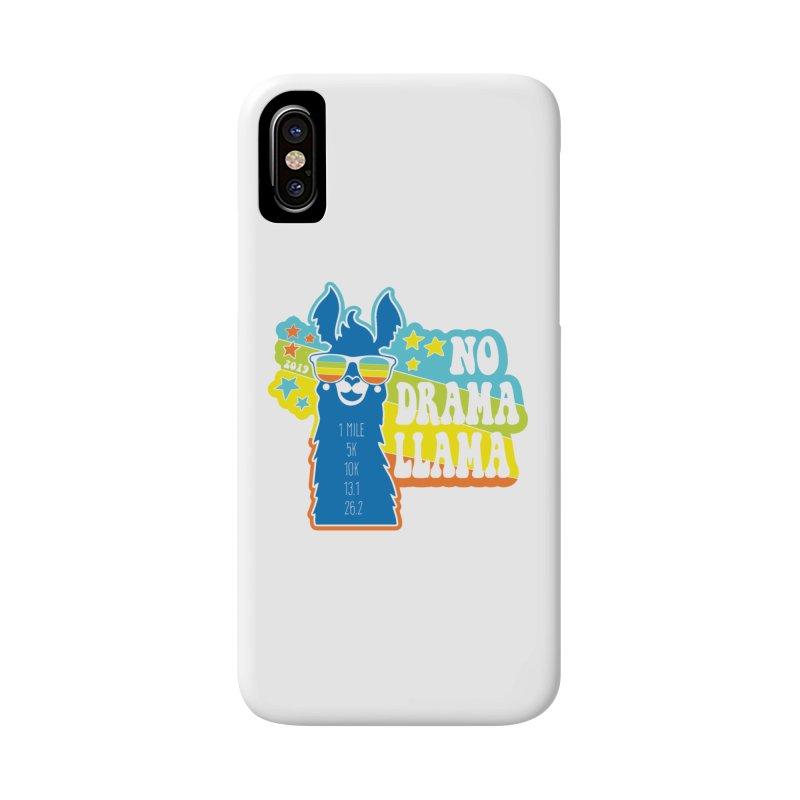 No Drama Llama Accessories Phone Case by Moon Joggers's Artist Shop