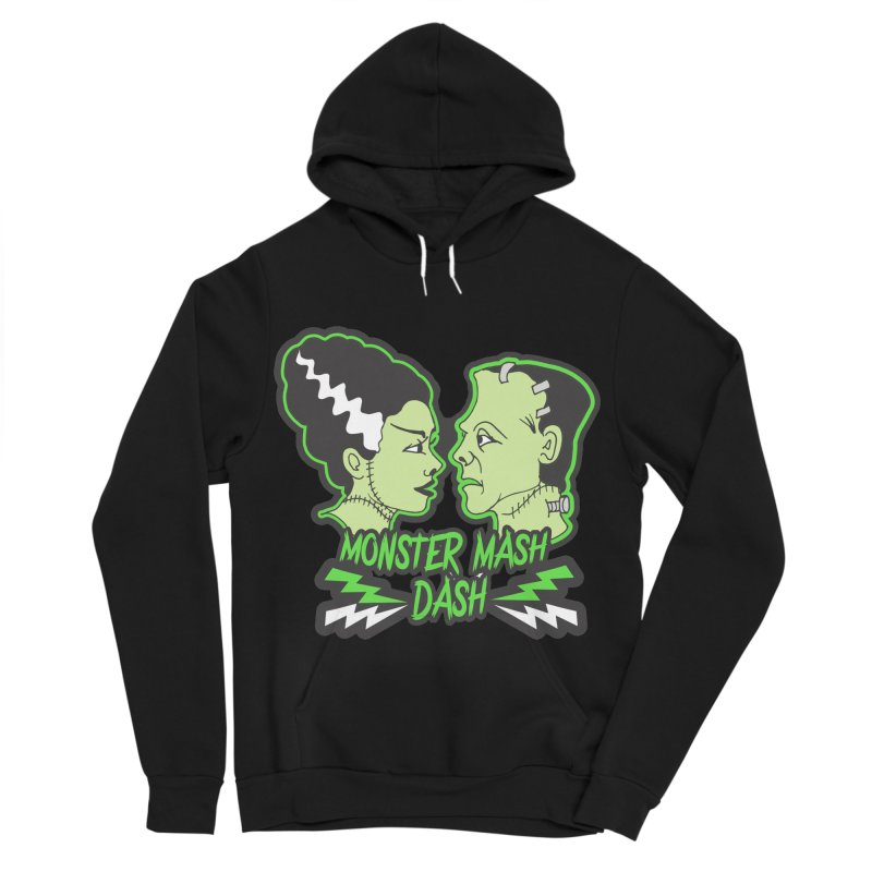 Monster Mash Dash Women's Sponge Fleece Pullover Hoody by Moon Joggers's Artist Shop