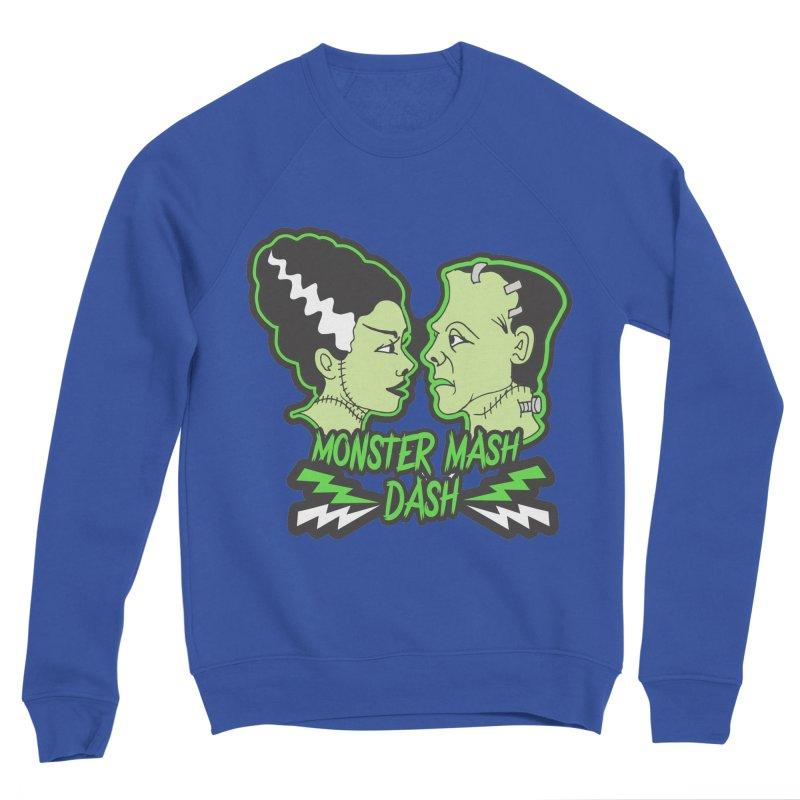 Monster Mash Dash Women's Sponge Fleece Sweatshirt by Moon Joggers's Artist Shop