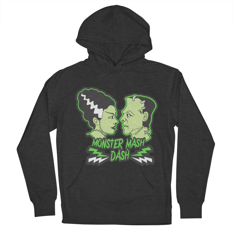 Monster Mash Dash Women's French Terry Pullover Hoody by Moon Joggers's Artist Shop