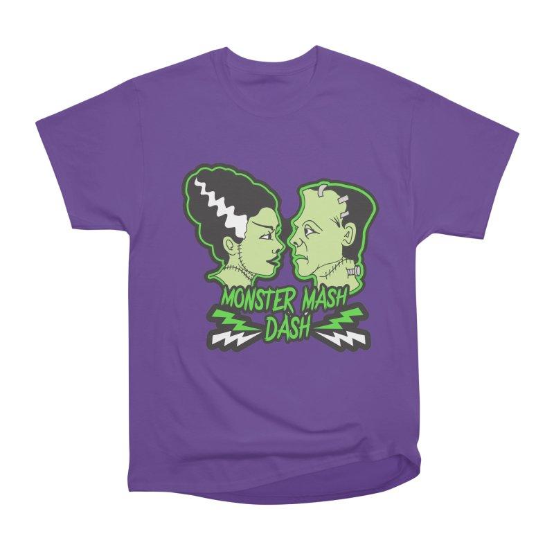 Monster Mash Dash Men's Heavyweight T-Shirt by moonjoggers's Artist Shop