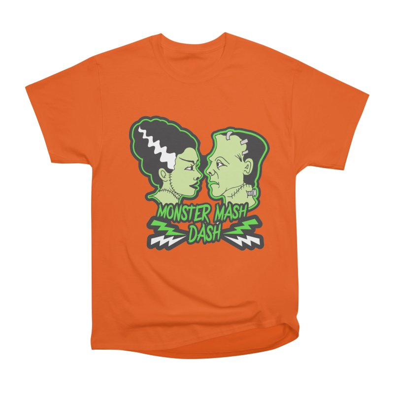 Monster Mash Dash Women's Heavyweight Unisex T-Shirt by Moon Joggers's Artist Shop
