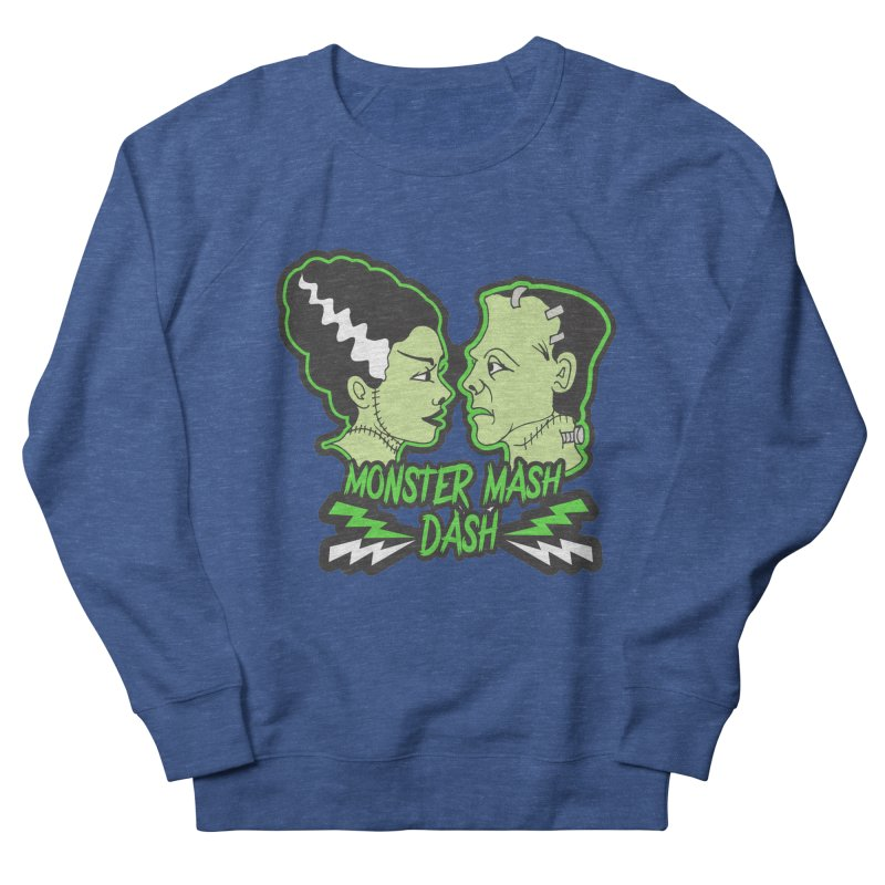 Monster Mash Dash Men's French Terry Sweatshirt by Moon Joggers's Artist Shop