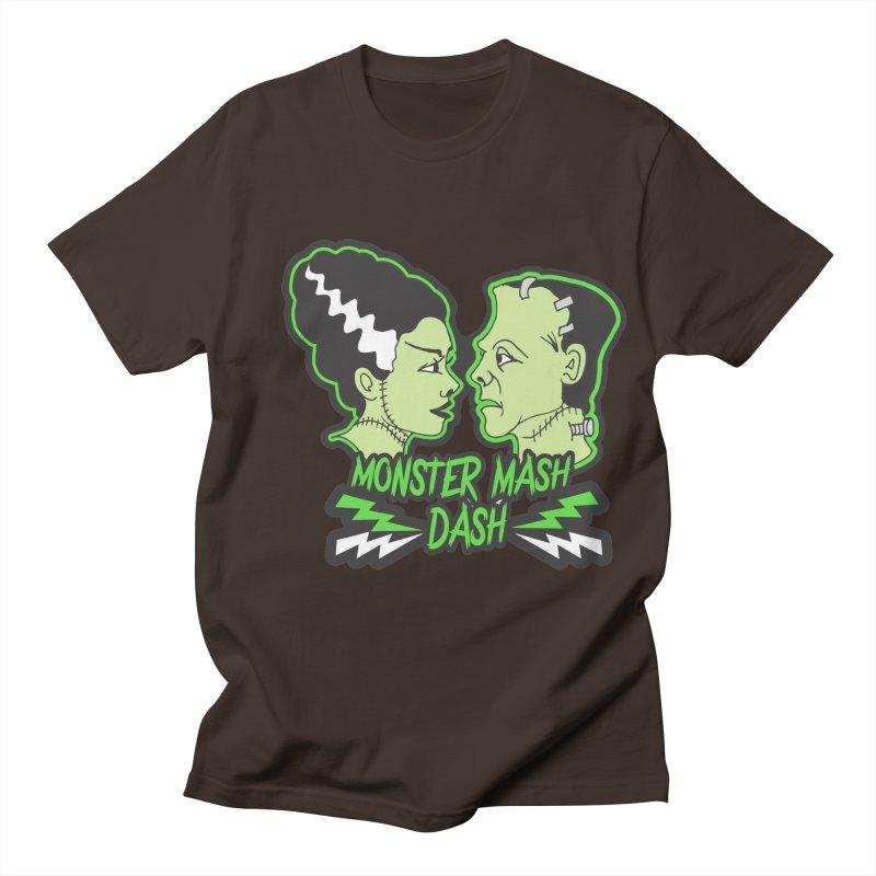 Monster Mash Dash Men's Regular T-Shirt by Moon Joggers's Artist Shop