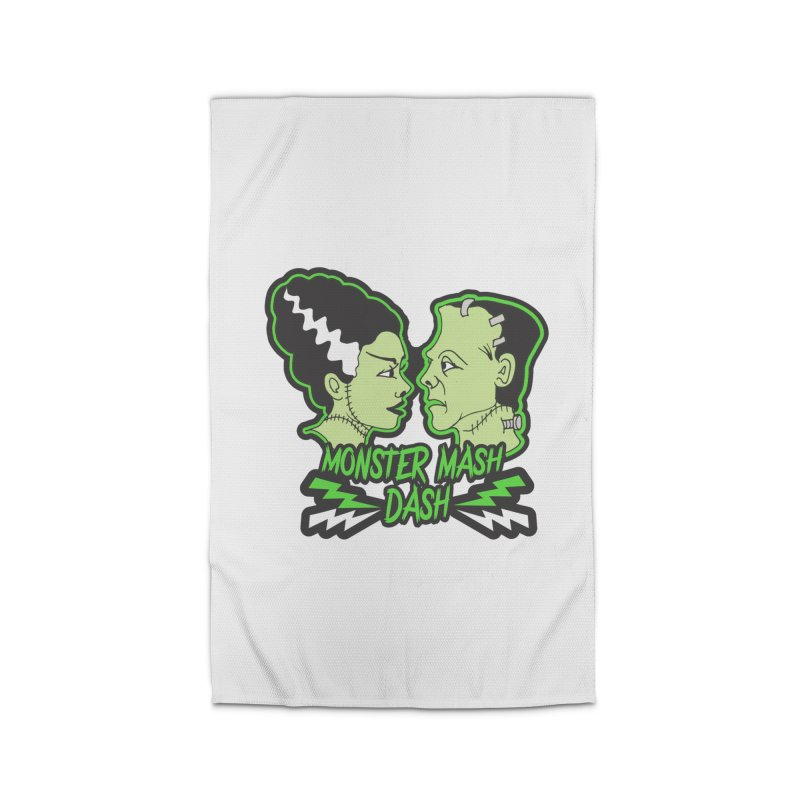 Monster Mash Dash Home Rug by Moon Joggers's Artist Shop