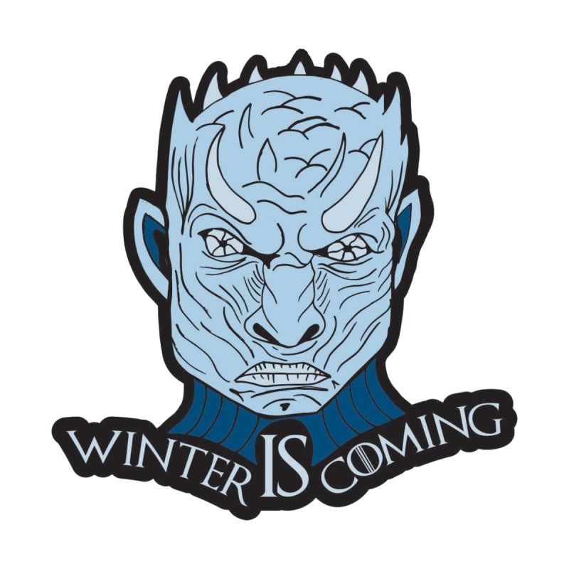 Winter IS Coming Men's Sweatshirt by Moon Joggers's Artist Shop