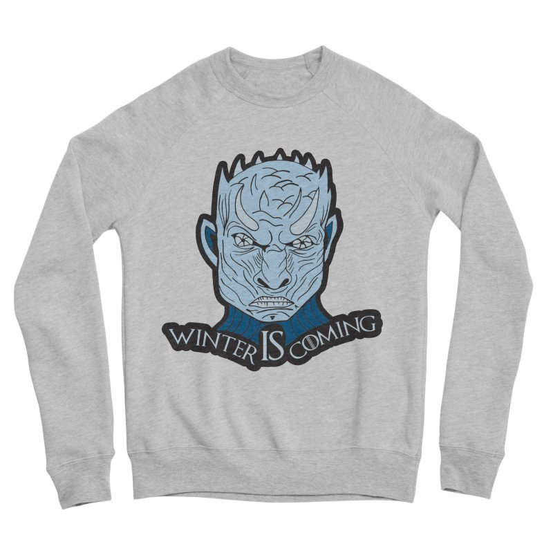 Winter IS Coming Women's Sponge Fleece Sweatshirt by Moon Joggers's Artist Shop