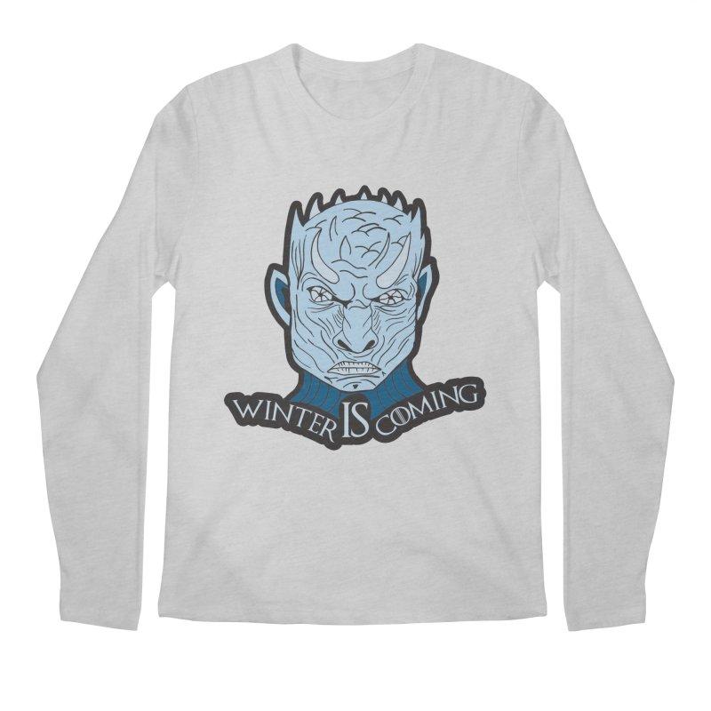 Winter IS Coming Men's Regular Longsleeve T-Shirt by Moon Joggers's Artist Shop