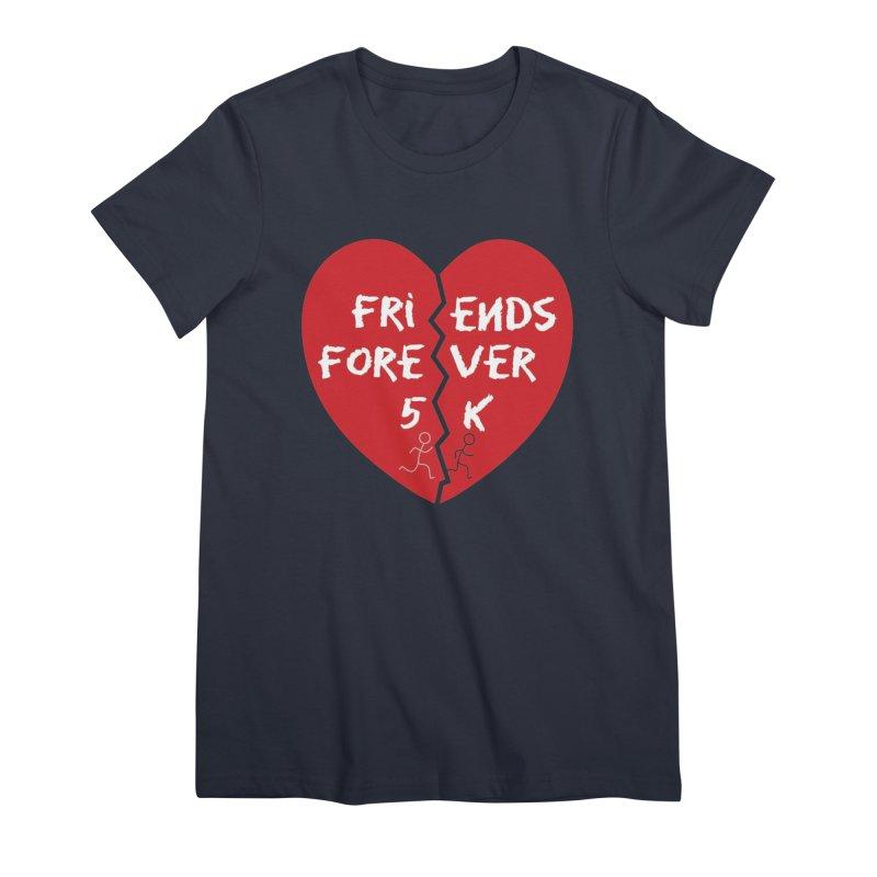 Friends Forever Women's Premium T-Shirt by Moon Joggers's Artist Shop