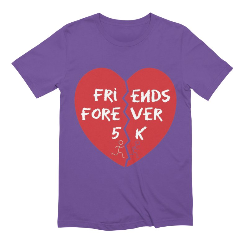 Friends Forever Men's Extra Soft T-Shirt by Moon Joggers's Artist Shop