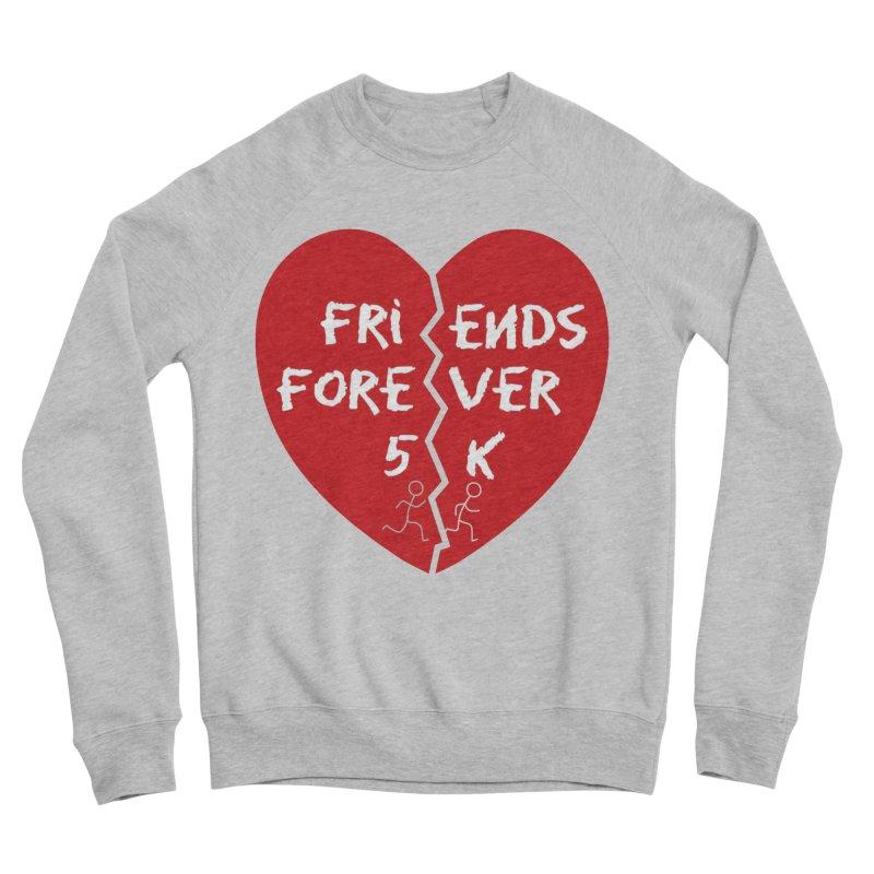 Friends Forever Women's Sponge Fleece Sweatshirt by Moon Joggers's Artist Shop