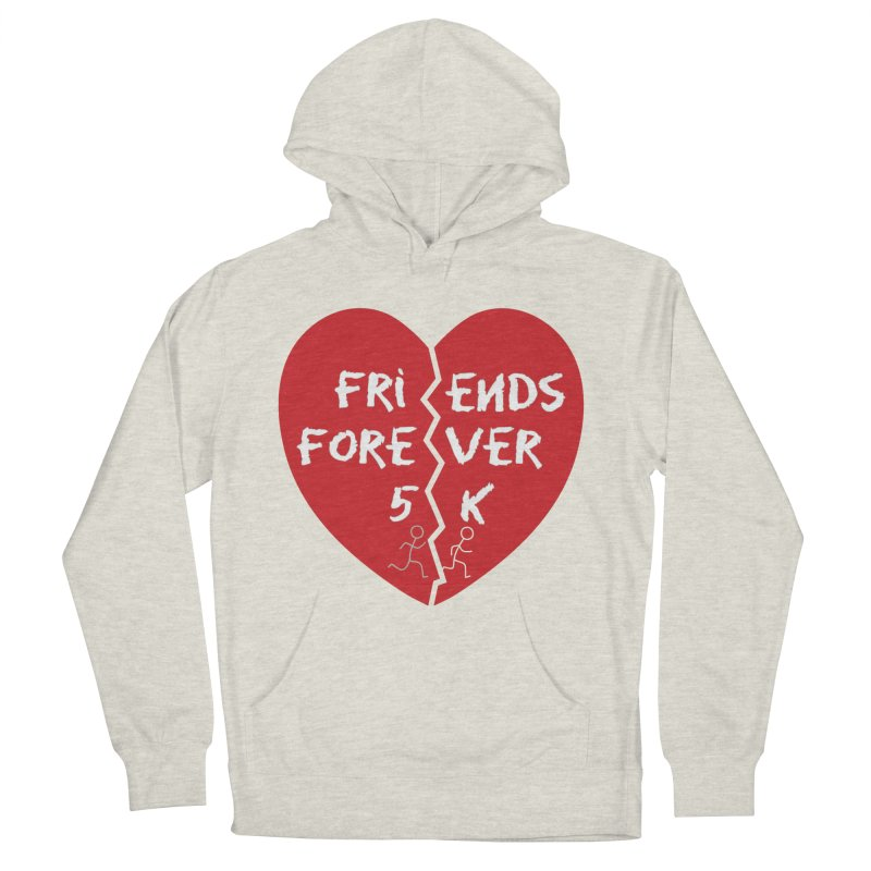Friends Forever Men's French Terry Pullover Hoody by moonjoggers's Artist Shop