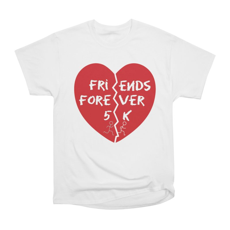 Friends Forever Men's Heavyweight T-Shirt by Moon Joggers's Artist Shop