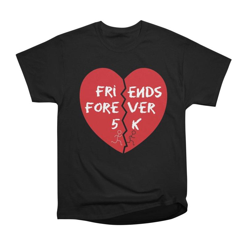 Friends Forever Men's Heavyweight T-Shirt by moonjoggers's Artist Shop