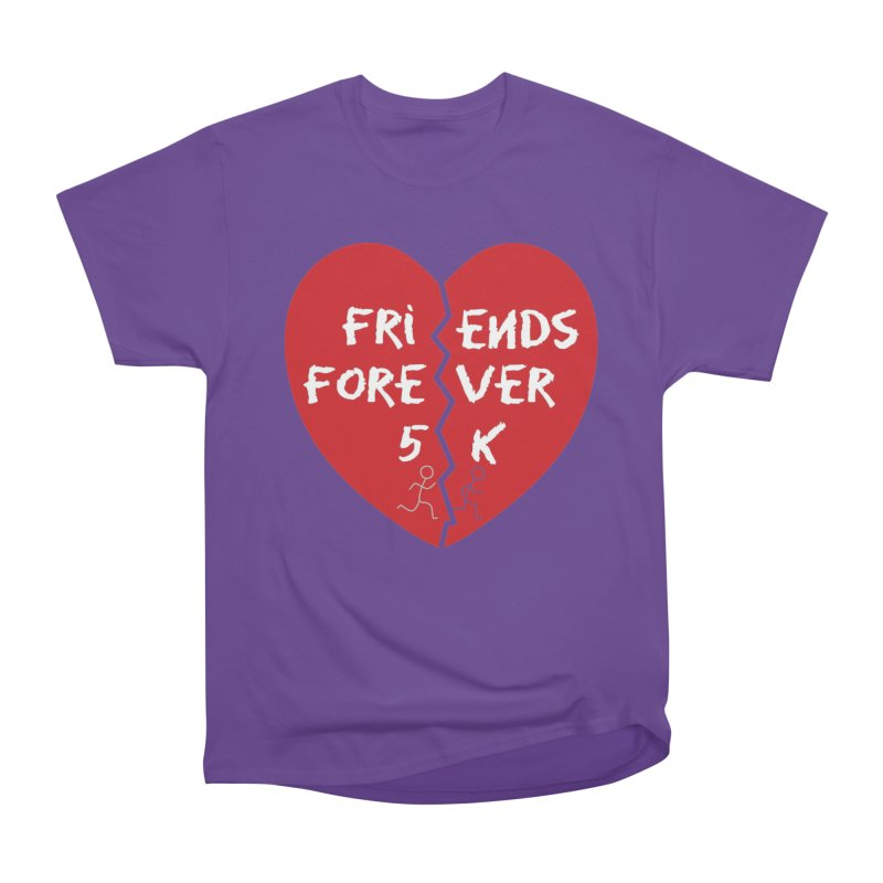 Friends Forever Men's Heavyweight T-Shirt by Moon Joggers's Artist Shop