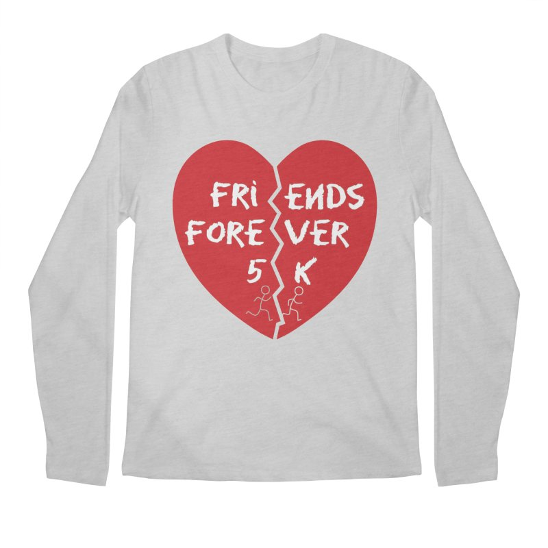 Friends Forever Men's Regular Longsleeve T-Shirt by Moon Joggers's Artist Shop