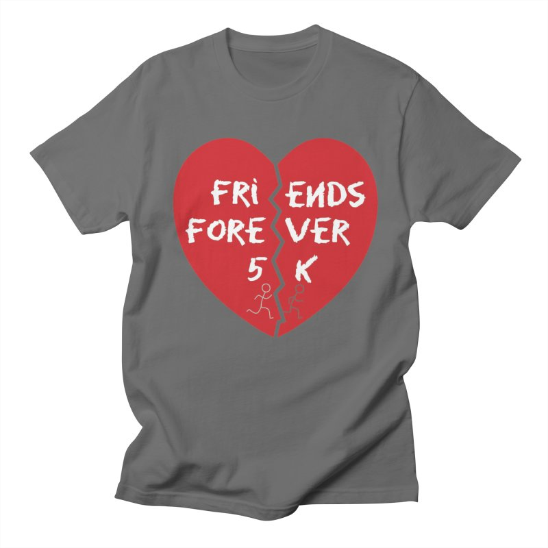 Friends Forever Men's T-Shirt by Moon Joggers's Artist Shop