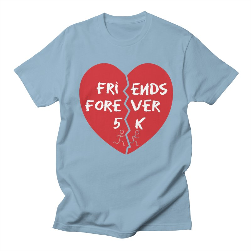 Friends Forever Women's Regular Unisex T-Shirt by moonjoggers's Artist Shop