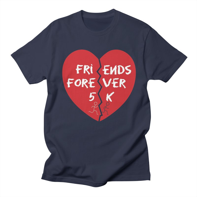 Friends Forever Men's Regular T-Shirt by Moon Joggers's Artist Shop