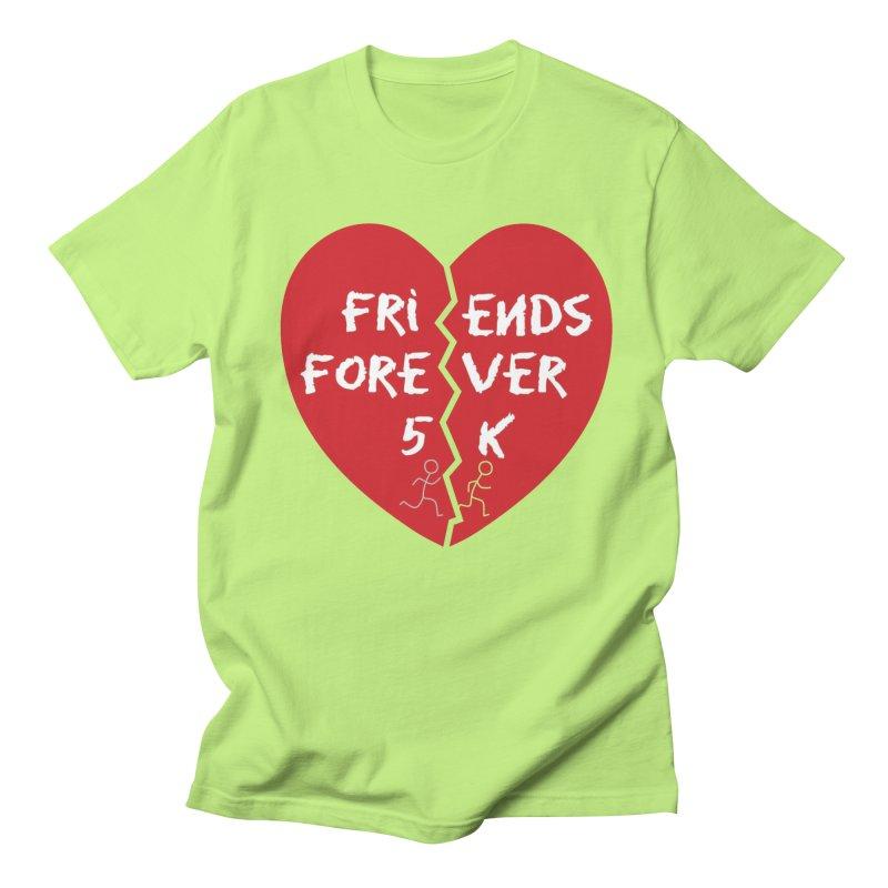 Friends Forever Women's Regular Unisex T-Shirt by Moon Joggers's Artist Shop