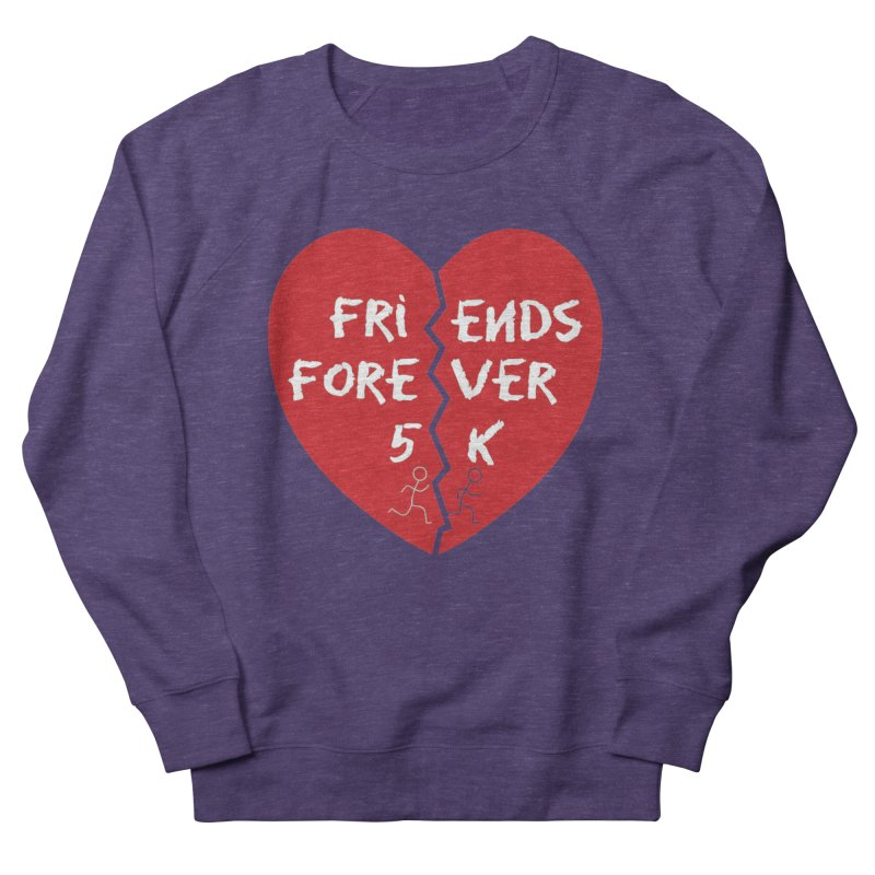 Friends Forever Men's French Terry Sweatshirt by Moon Joggers's Artist Shop
