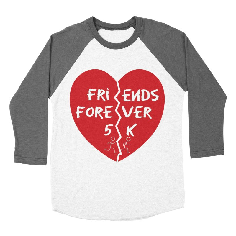 Friends Forever Men's Baseball Triblend Longsleeve T-Shirt by Moon Joggers's Artist Shop