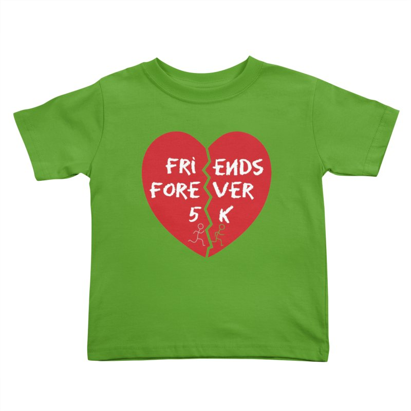 Friends Forever Kids Toddler T-Shirt by Moon Joggers's Artist Shop