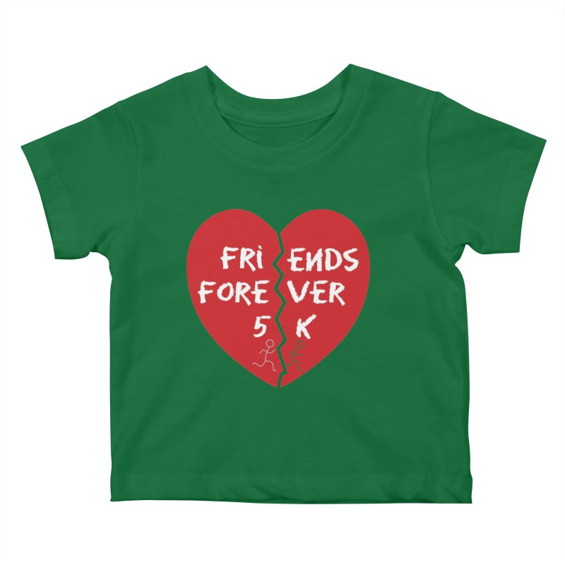 Friends Forever Kids Baby T-Shirt by Moon Joggers's Artist Shop
