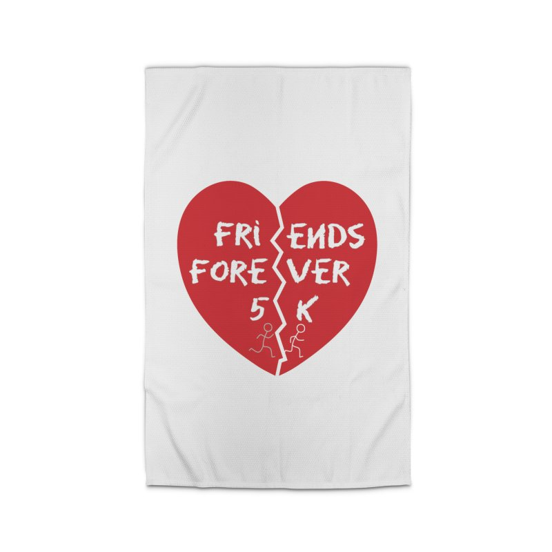 Friends Forever Home Rug by Moon Joggers's Artist Shop