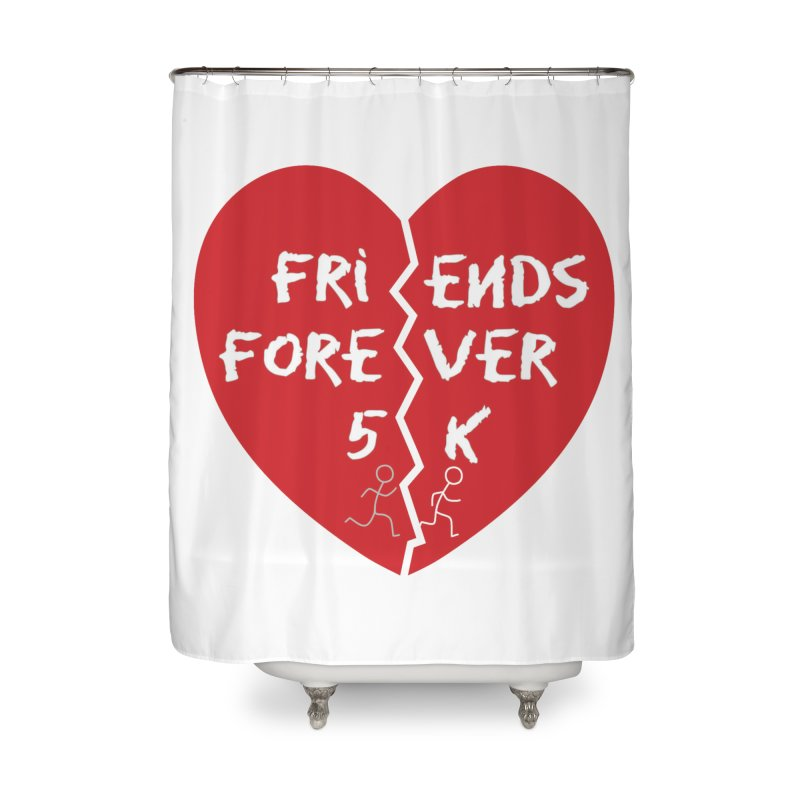 Friends Forever Home Shower Curtain by Moon Joggers's Artist Shop