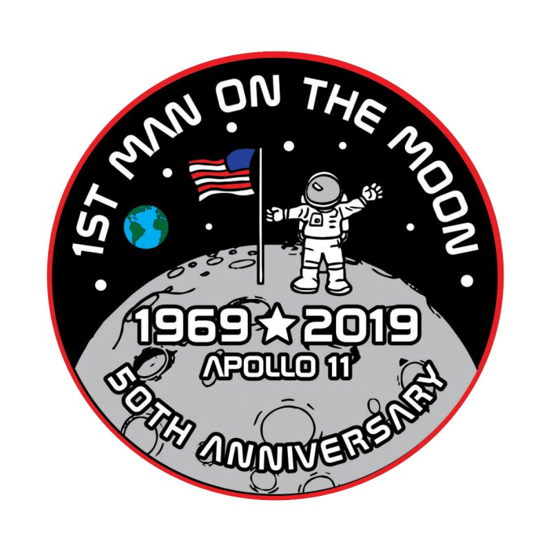 50th Anniversary of First Man Landing on the Moon by Moon Joggers's Artist Shop