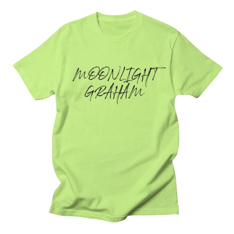 Moonlight Graham Handwritten Men's T-Shirt by moonlightgraham's Artist Shop