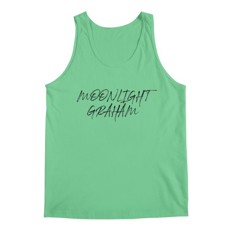 Moonlight Graham Handwritten Men's Tank by moonlightgraham's Artist Shop
