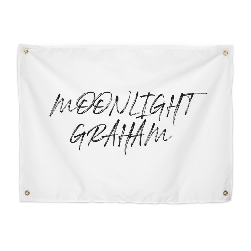 Moonlight Graham Handwritten Home Tapestry by moonlightgraham's Artist Shop