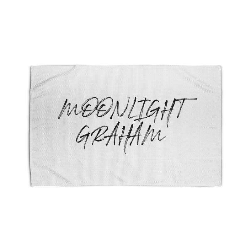 Moonlight Graham Handwritten Home Rug by moonlightgraham's Artist Shop