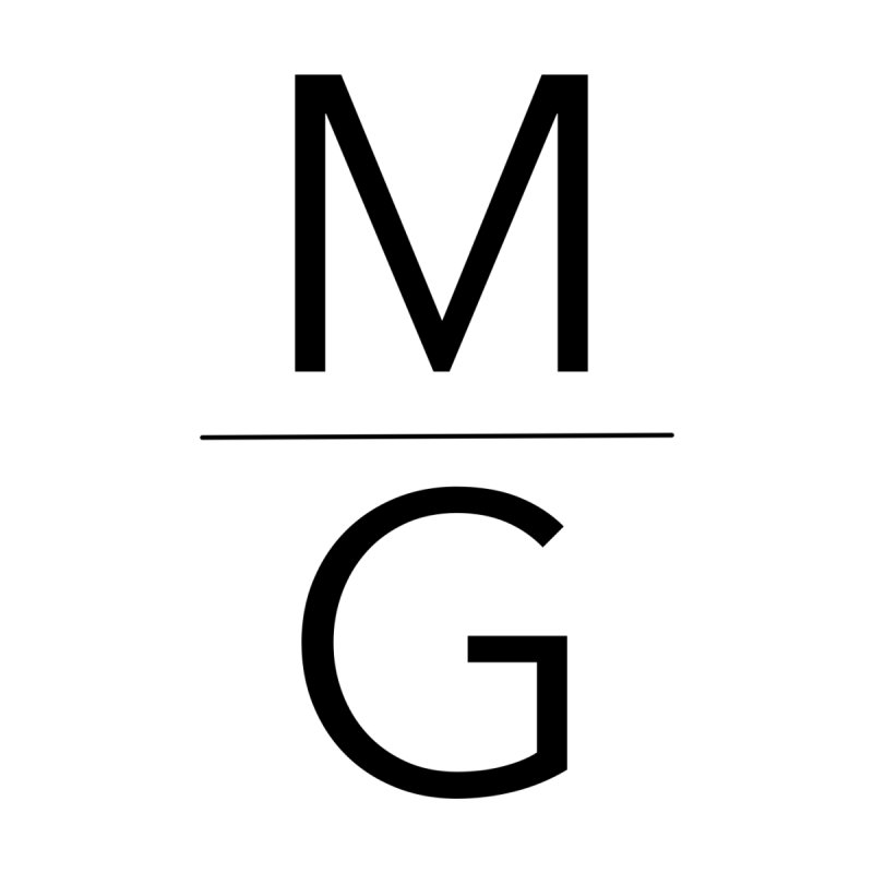 MG Initials by moonlightgraham's Artist Shop