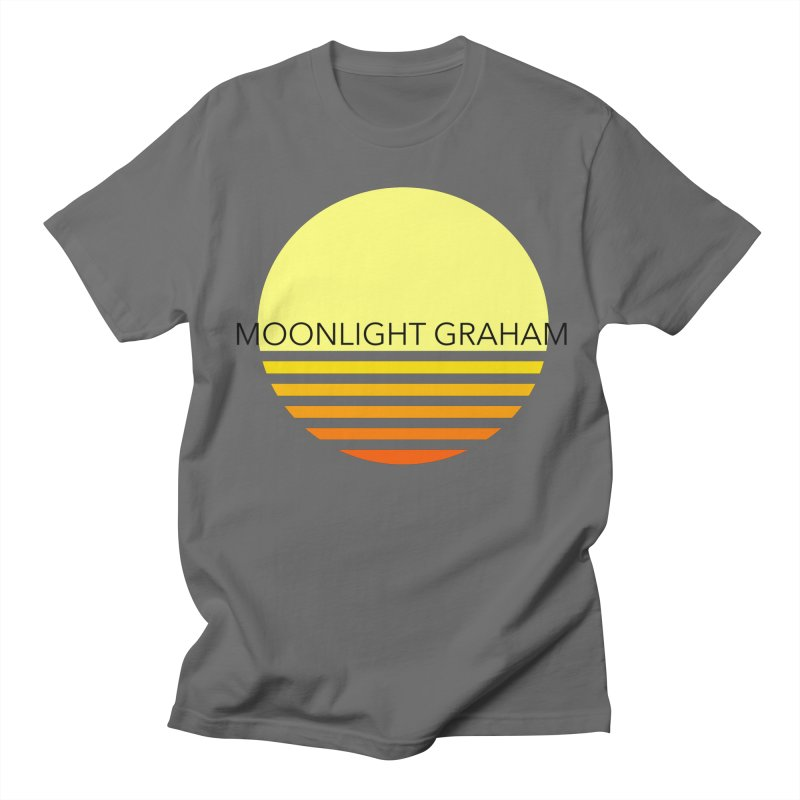 Before The Sun Black Text Men's T-Shirt by moonlightgraham's Artist Shop