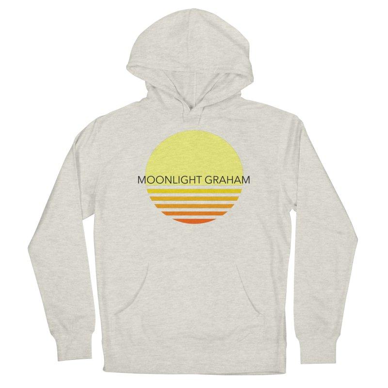 Before The Sun Black Text Men's Pullover Hoody by moonlightgraham's Artist Shop