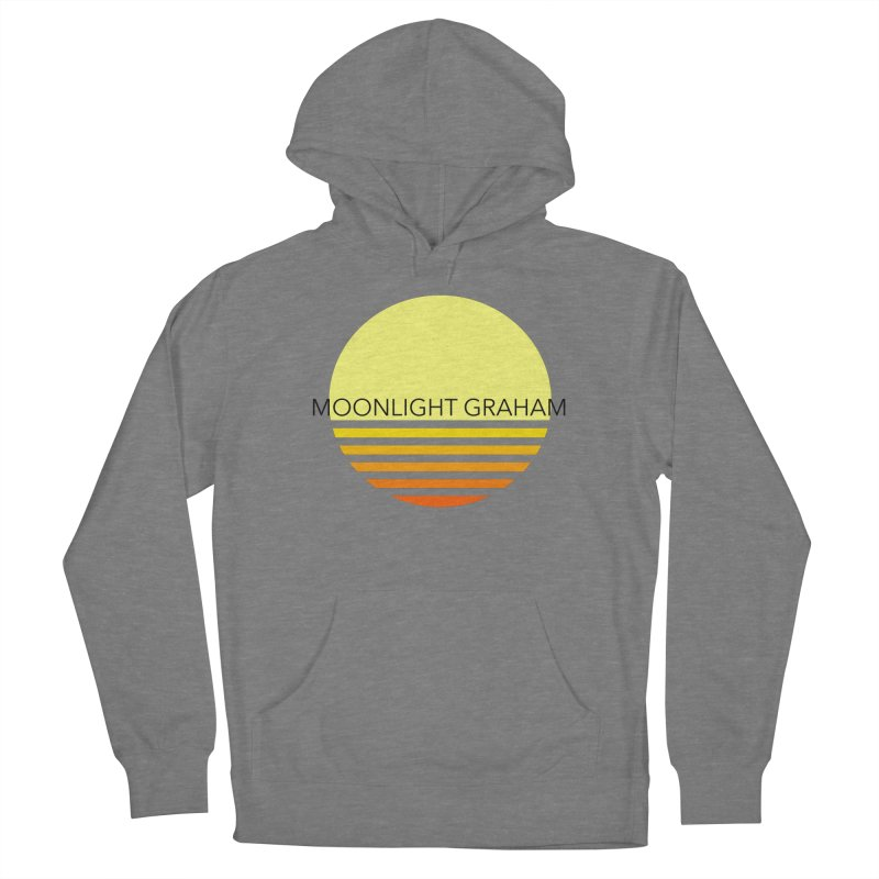Before The Sun Black Text Women's Pullover Hoody by moonlightgraham's Artist Shop