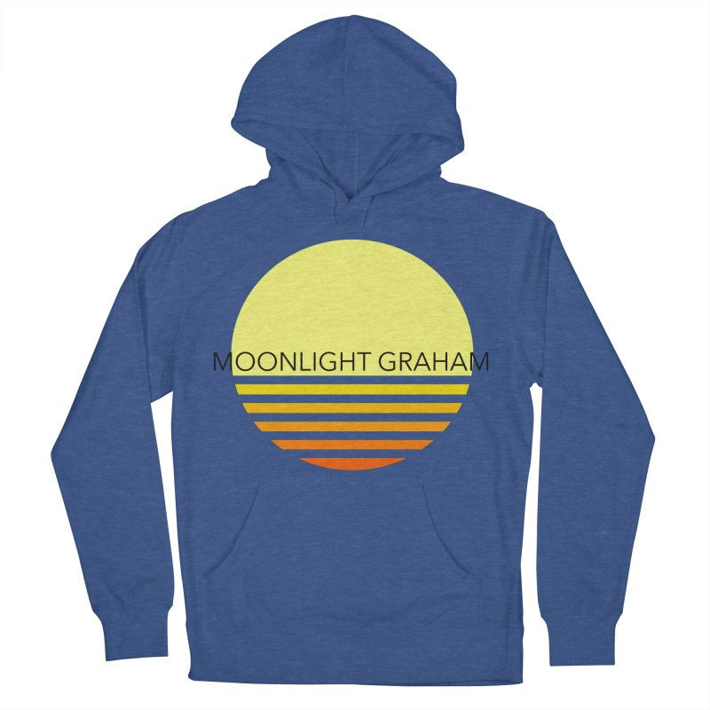 Before The Sun Black Text Women's French Terry Pullover Hoody by moonlightgraham's Artist Shop