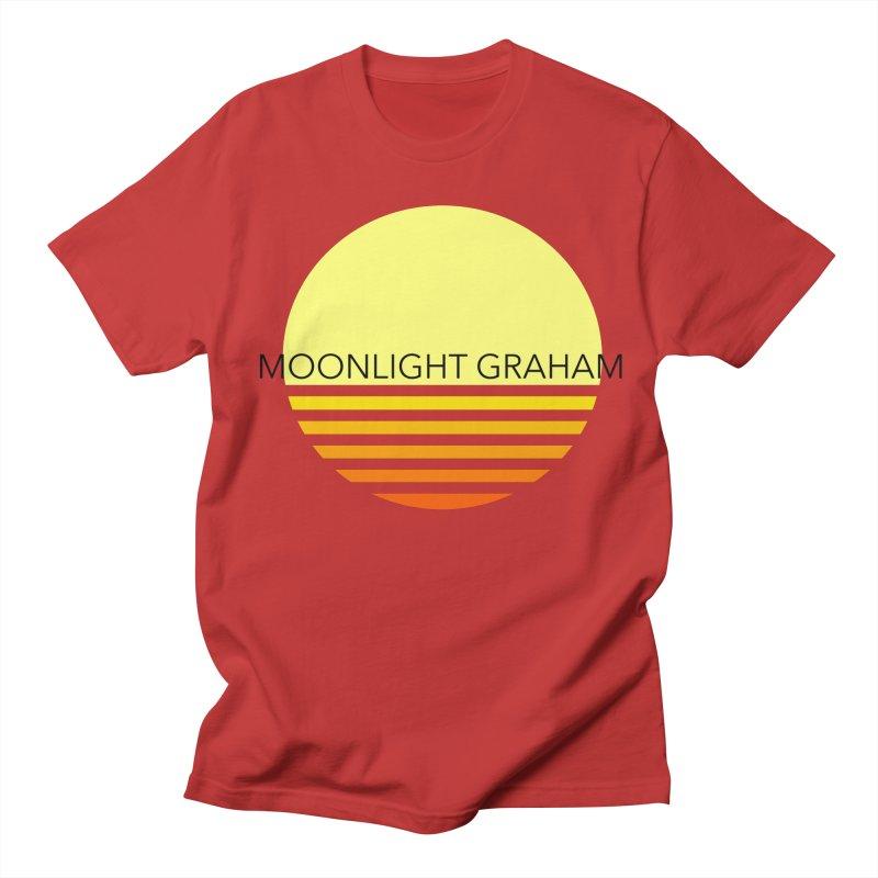 Before The Sun Black Text Women's Regular Unisex T-Shirt by moonlightgraham's Artist Shop