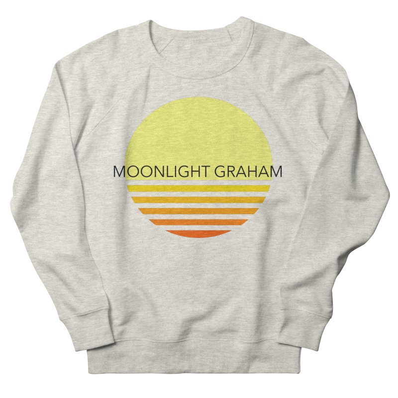 Before The Sun Black Text Women's French Terry Sweatshirt by moonlightgraham's Artist Shop