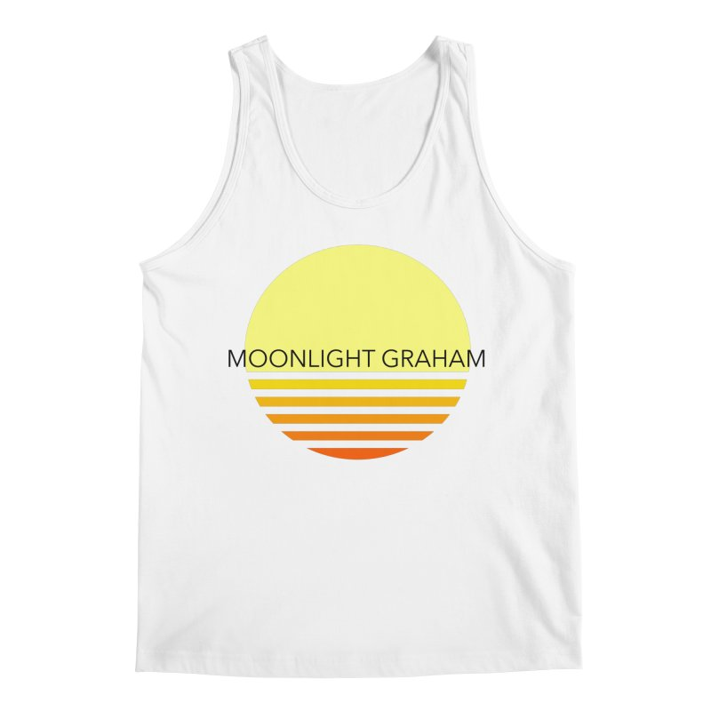 Before The Sun Black Text Men's Tank by moonlightgraham's Artist Shop