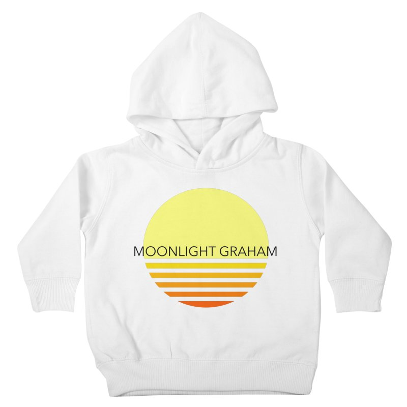 Before The Sun Black Text Kids Toddler Pullover Hoody by moonlightgraham's Artist Shop